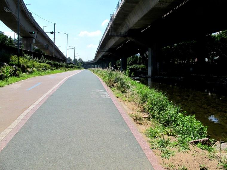 Hongjecheon Stream