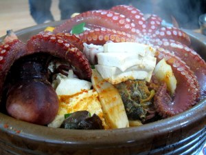 Korean Seafood Stew