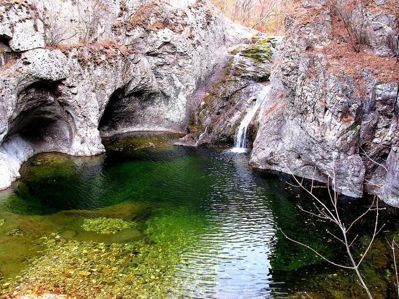 Juwangsan National Park, Cheongsong, Korea
