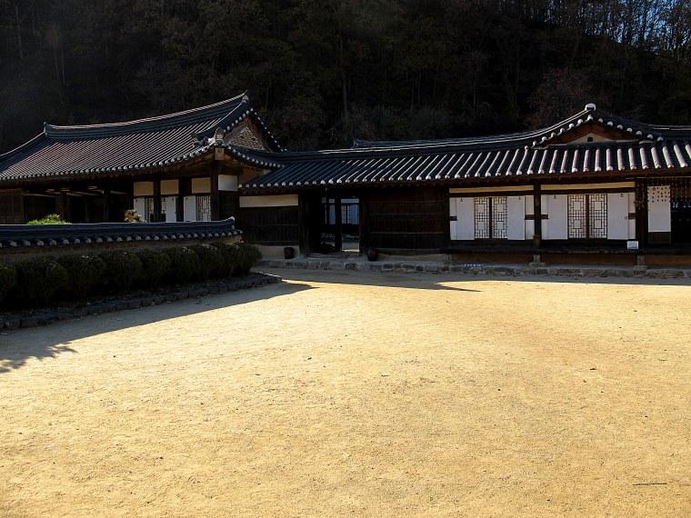Songso House Tour, Cheongsong, Korea