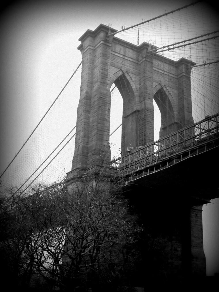 The Brooklyn Bridge