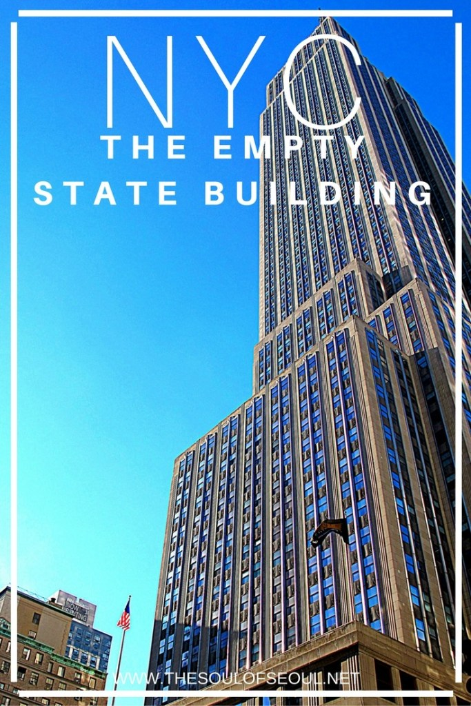 NYC: The Empire State Building: A Trip to NYC: The Empire State building is a must see from top to bottom. This iconic New York City landmark can't be missed by any tourist in the Big Apple.