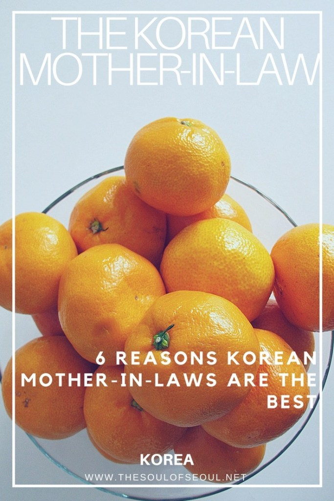6 Reasons Korean Mother-In-Laws Are The Best: Korean mother-in-laws get a lot of flack but they're not all bad. Here are 6 reasons my Korean mother-in-law is the best. 6 ways Korean mother-in-laws are awesome!
