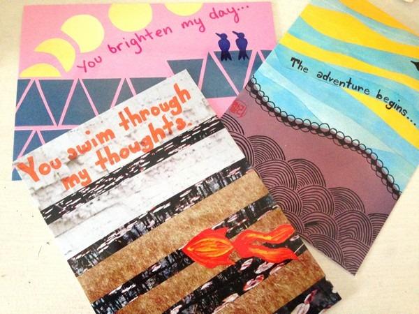 HBM Postcards