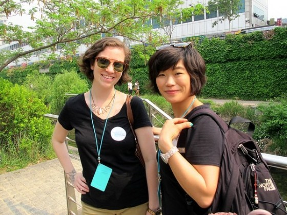The Soul of Seoul Tours Hallie & Vanessa