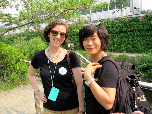 The Soul of Seoul Tours Hallie & Vanessa