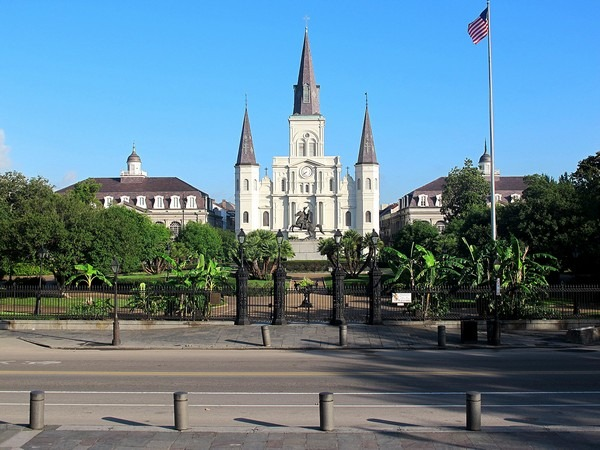 Jackson Square & St. Louis Cathedral