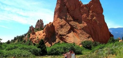 Colorado Springs, Colorado: Garden of the Gods