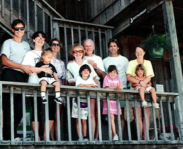 1992 Fripp Island Old Family Photos