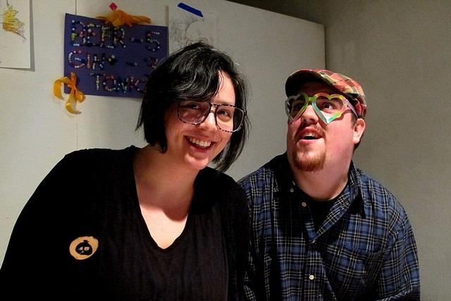 Marina Carstens & Brian Nolan
