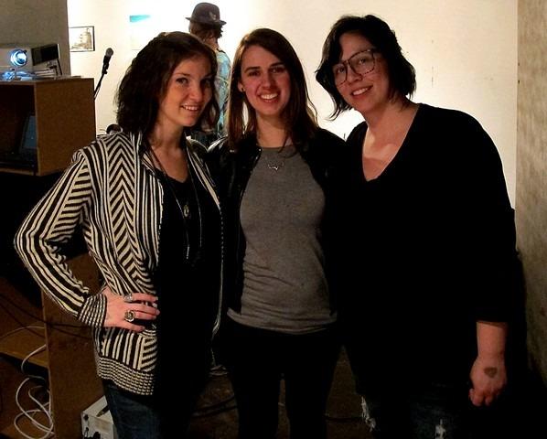 CrazyMultiply curators: Hallie Bradley, Amy Smith & Marina Carstens
