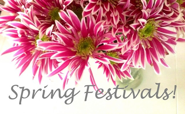 Spring Festivals banner