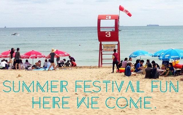 Summer Festival Fun