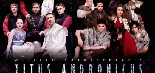 Titus Andronicus poster