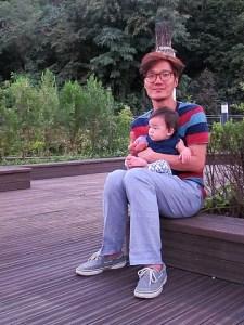 West Seoul Lake Park, Seoul Korea