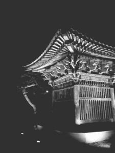 Bongeunsa Temple, Gangnam-gu, Seoul, Korea