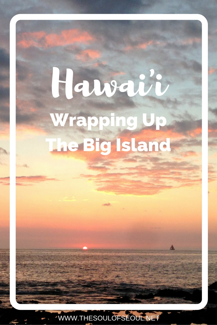 Hawaii, USA: The Big Island. From the most amazing sunsets EVERY night to snorkeling, night diving and more. This is what you should do on the Big Island.