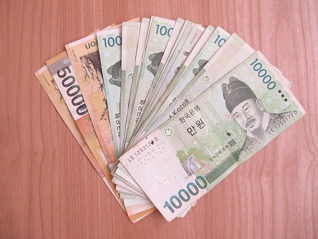 Korean money