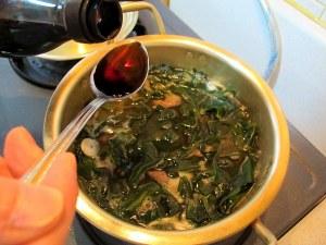 Seaweed Soup: 미역국