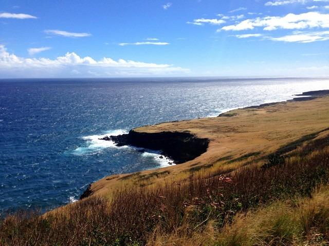The Big Island, Hawaii, ocean view