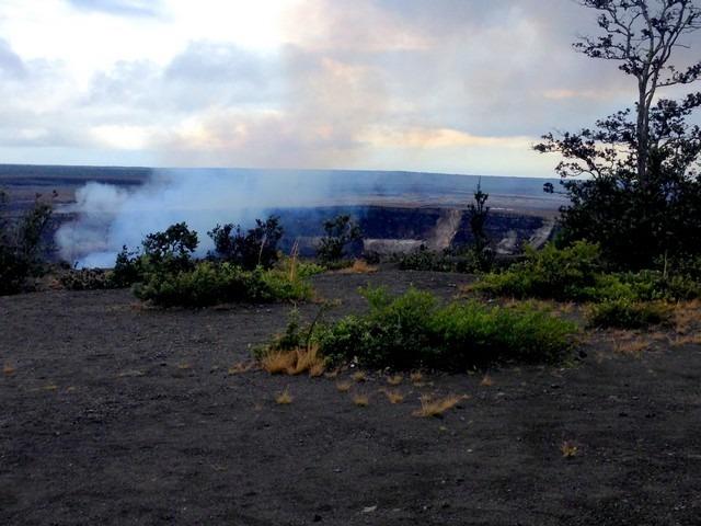 Volcano, Big Island, Hawaii, USA