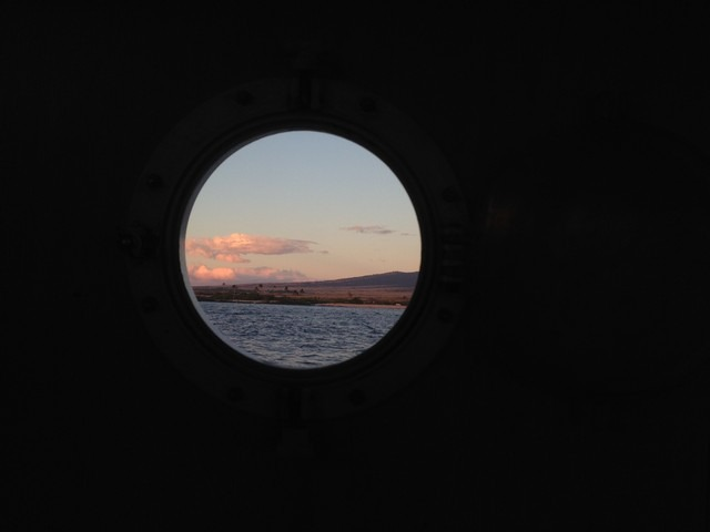 The Big Island, Hawaii, boat trip