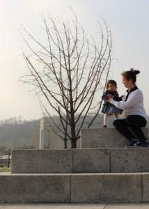 Pyeonghwa Park, Mapo-gu, Seoul, Korea,