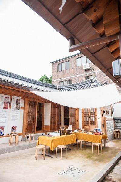 Kumbakyeon, Bukchon, Seoul, Korea