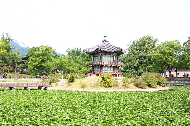 Gyeongbokgung Palace, Seoul, Korea