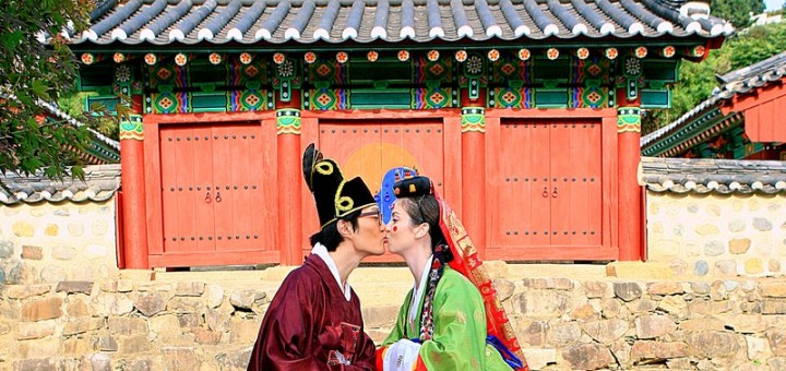 korean society versus usa culture