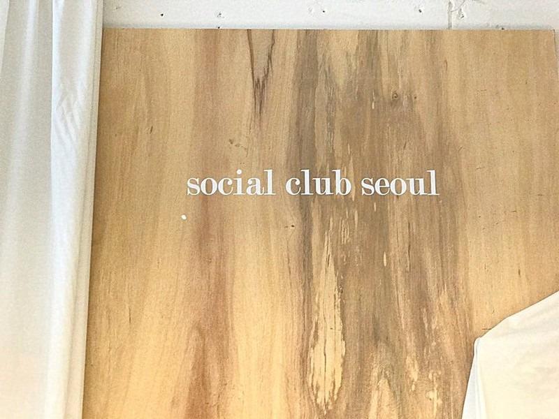 Social Club Seoul, Mangwon-dong, Mapo-gu, Seoul, Korea