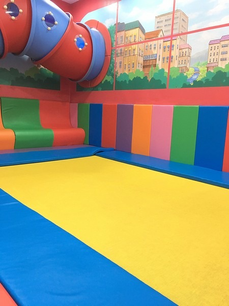 Tayo Kids Cafe, Korea