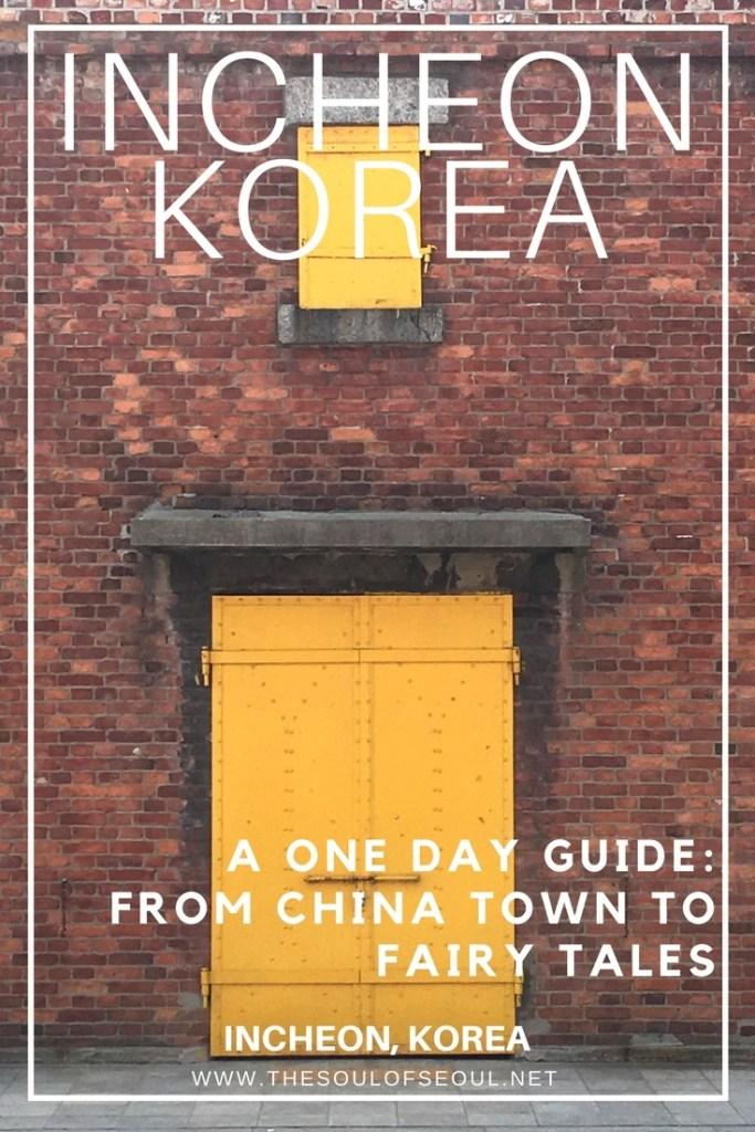 Incheon, Korea: A One Day Guide From China Town To Fairy Tales: Incheon, Korea is home to numerous spots all in one general area that would make for an easy layover itinerary or a day trip from Seoul. From China Town to a Fairy Tale Village and Street Art too, there's something for everyone in this guide.