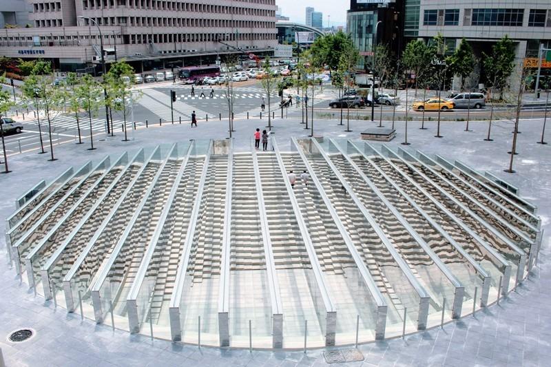 Seoullo 7017, Seoul, Korea