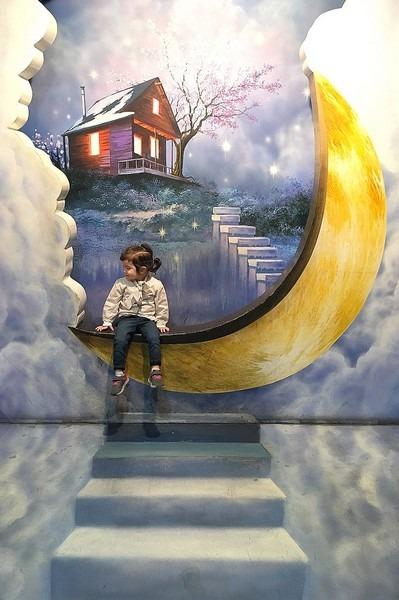 Trickeye Museum, Hongdae, Seoul, Korea