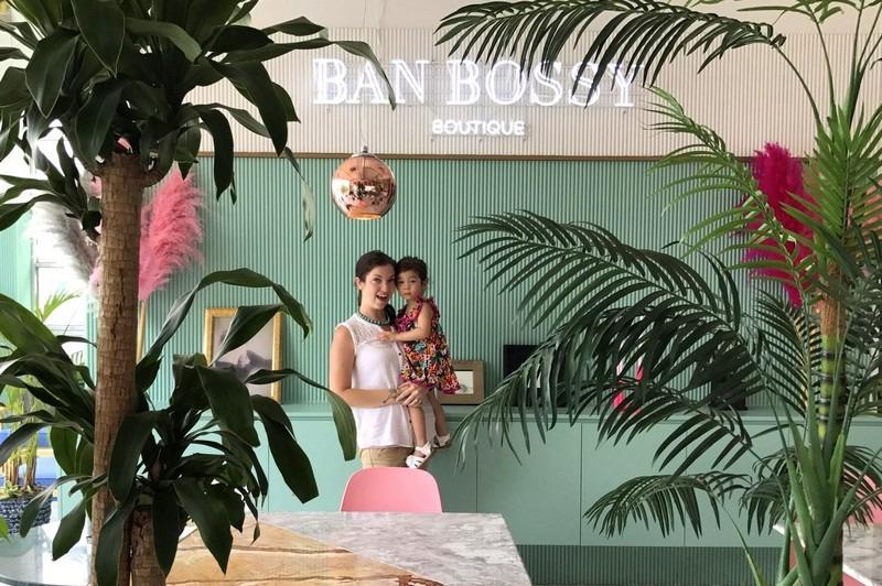 Ban Bossy Boutique, Hongdae, Seoul, Korea
