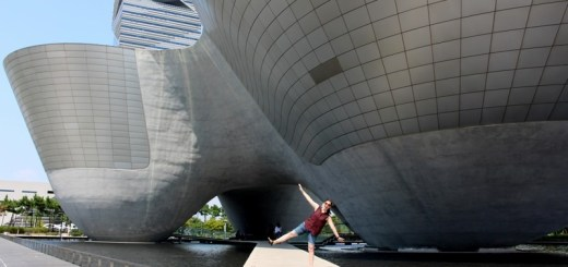 Tribowl, Songdo Central Park, Incheon, Korea