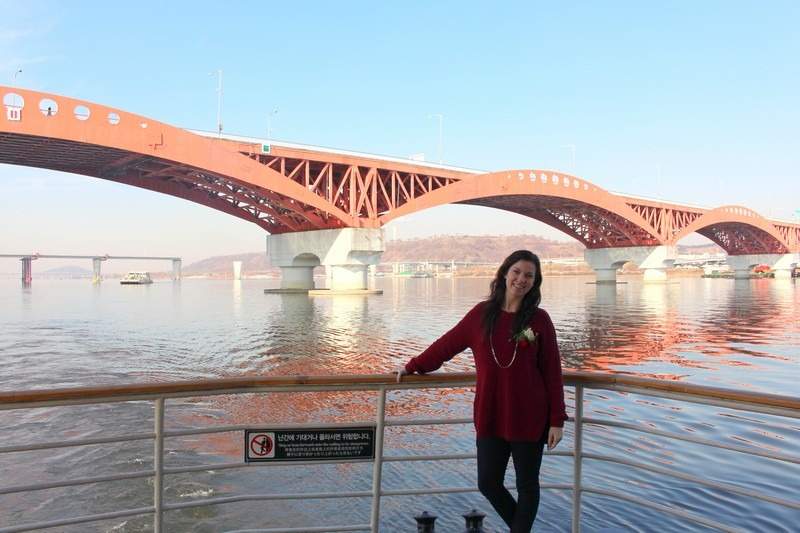 ELand Cruise, Han River, Seoul, Korea