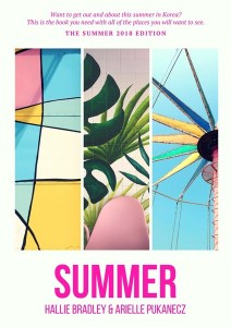 SUMMER, The Soul of Seoul Guide, 2018 Edition