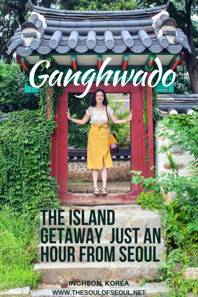Ganghwado_ The Island Getaway Just An Hour From Seoul : #Ganghwado #Island in #Incheon, #Korea is one of the newest #hotspots to check out near #Seoul. With easier access, the island is seeing more visitors. Be one of them and find these cool cafes and historical sites.