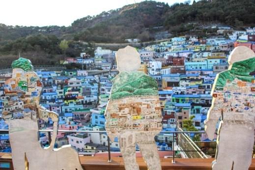 Busan Gamcheon Culture, Village, Busan, Korea