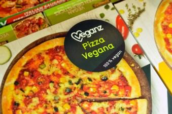 Veganz Own Pizza