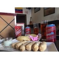 Día 73 - Mi grulla ha volado hasta El Rincón, un rinconcito en Getafe con la comida de mi país, Venezuela, 100% recomendable