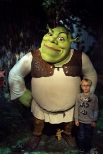 and Shrek