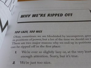 Why we're ripped off