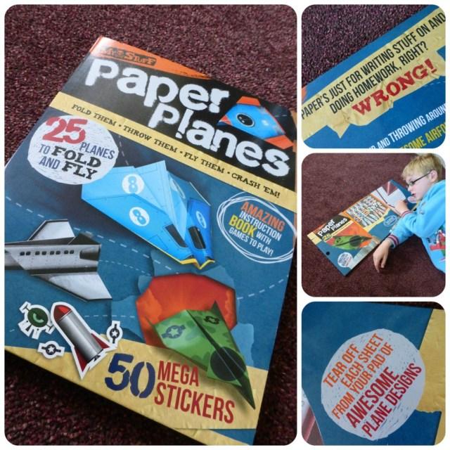 parragon paper planes