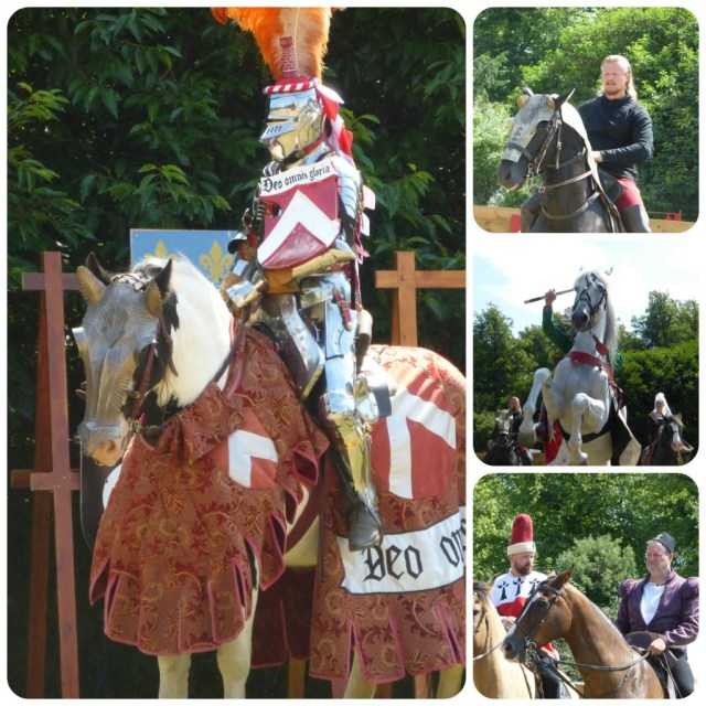 knights of arundel joust