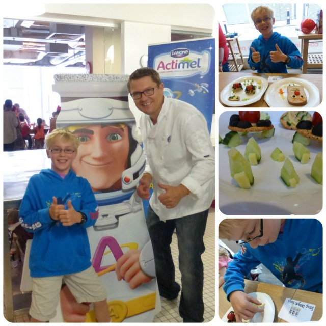 actimel for kids day
