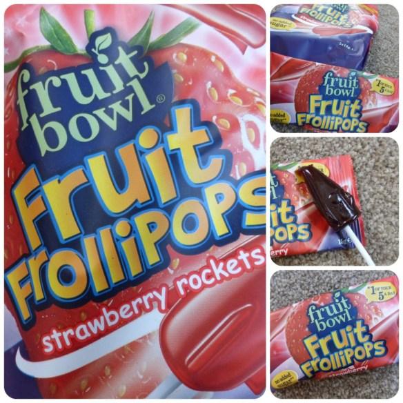 fruit frollipop