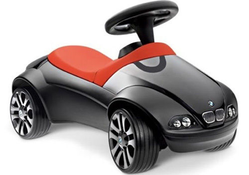 BMW toy racer